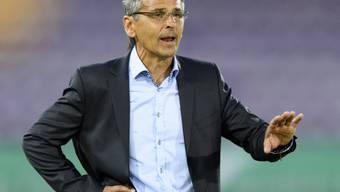 Interimstrainer Boro Kuzmanovic holte mit den Grasshoppers bei Schlusslicht Lausanne-Sport einen Punkt