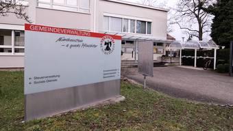 Einfach so in die Gemeindeverwaltung laufen ist nicht mehr möglich, nicht in Münchenstein und auch nicht anderswo.(Archivbild)