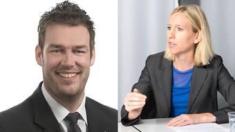 Mit einer Motion wollen die SVP-Grossräte Christoph Riner und Maya Meier bei kantonalen Volksabstimmungen ein Bezirksmehr einführen.