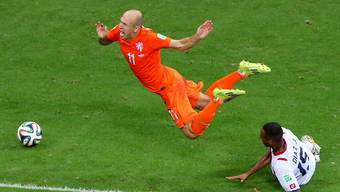 Arjen Robben: Überflieger oder leicht fliegender Holländer