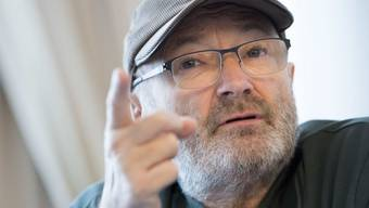 Phil Collins könnte sich ein Comeback seiner Band Genesis vorstellen, falls sein Sohn Nicholas seinen früheren Platz am Schlagzeug einnimmt. (Archiv)