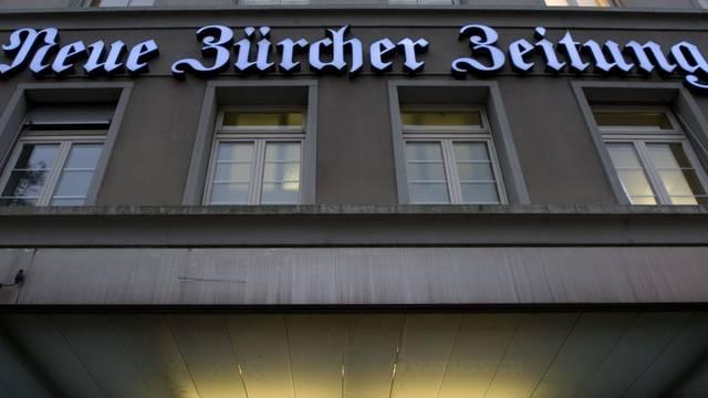Trauer bei der NZZ - Sigi Schär, ehemaliger Leiter des Ressorts Zürich ist verstorben. (Symbolbild)