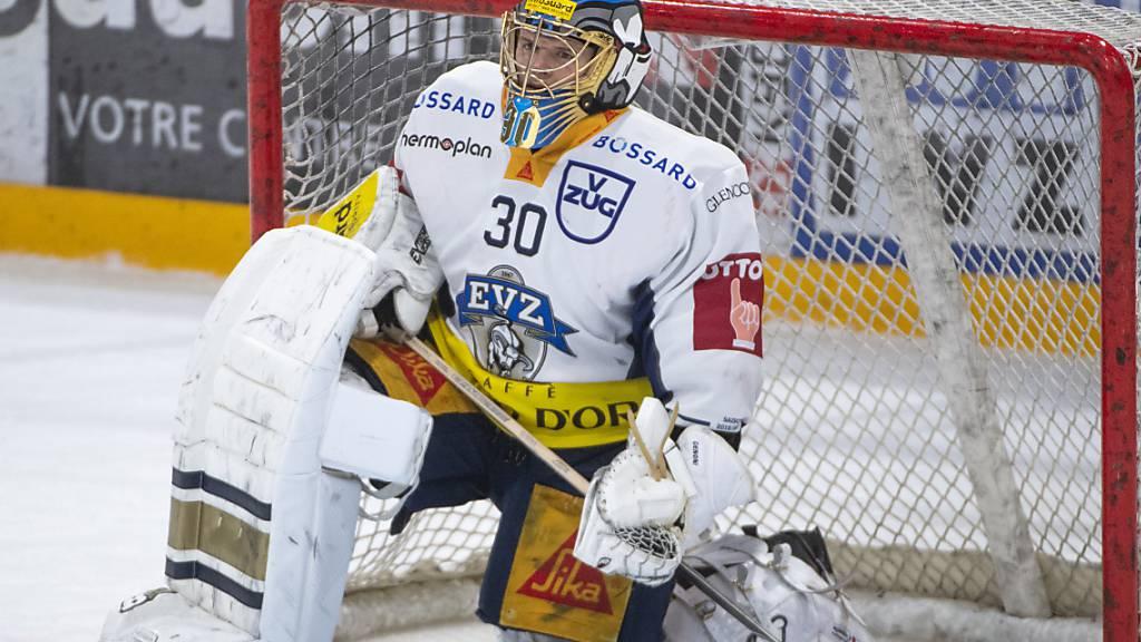 Sechs EVZ-Spieler für das Schweizer Team aufgeboten