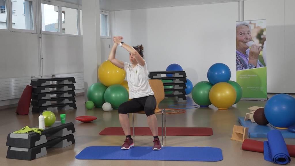 «Gymnastik im Wohnzimmer» vom 31. Mai 2021