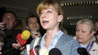 Irina Chalip (Archiv)