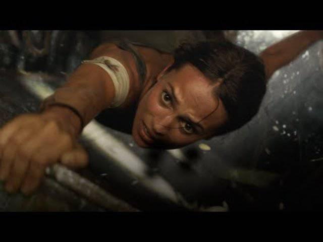 Der Trailer zu «Tomb Raider»