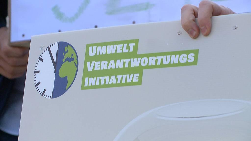Zweiter Anlauf: Junge Grüne lancieren neue Weltrettungs-Initiative