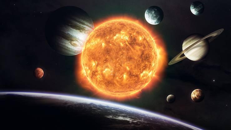Von den Planeten im Sonnensystem ist bekannt, wie sie aussehen. Diejenigen ausserhalb können dagegen meist nur indirekt  beobachtet werden.