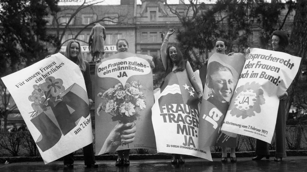 50 Jahre Frauenstimmrecht: «Ungleichheit gibt es noch heute»