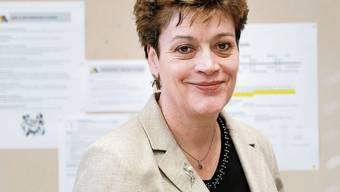 Regierungspräsidentin Silvia Steiner: «Impfen ist ein Akt der Solidarität. Ich denke, dass wir bis im Juni eine hohe Impfquote erreicht haben werden.» (Archivbild)