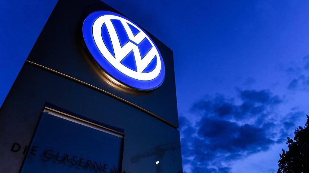 Die Volkswagen-Tochter IAV hat sich mit den US-Behörden im Abgasskandal auf einen Vergleich geeinigt. Der Berliner Automobildienstleister hat die Schuld eingestanden und zahlt eine Busse von 35 Millionen Dollar. (Archiv)