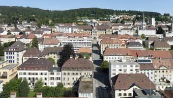 Ansicht von La Chaux-de-Fonds im Kanton Neuenburg (Archiv)