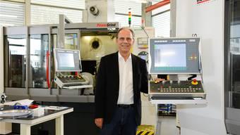 Patron Walter Pfluger ist optimistisch, dass seine Agathon AG auch nach dem Verkauf auf der Erfolgsstrasse bleiben wird.