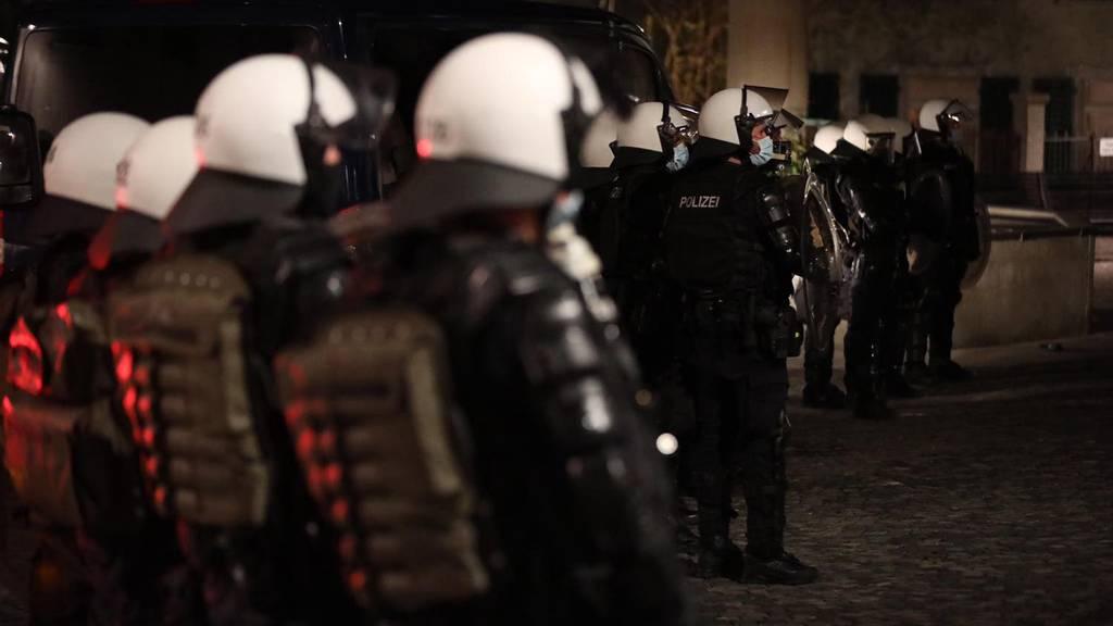 Polizei: «Wir konnten die Gewaltspirale durchbrechen»