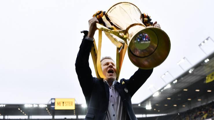 Christoph Spycher ist aktuell der erfolgreichste Sportchef.