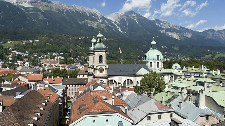 In Imst nahe Innsbruck hat am Samstagabend und am Sonntagmorgen zwei Mal die Erde gebebt. Die Beben dürften auch in der Schweiz verspürt worden sein. (Archivbild)