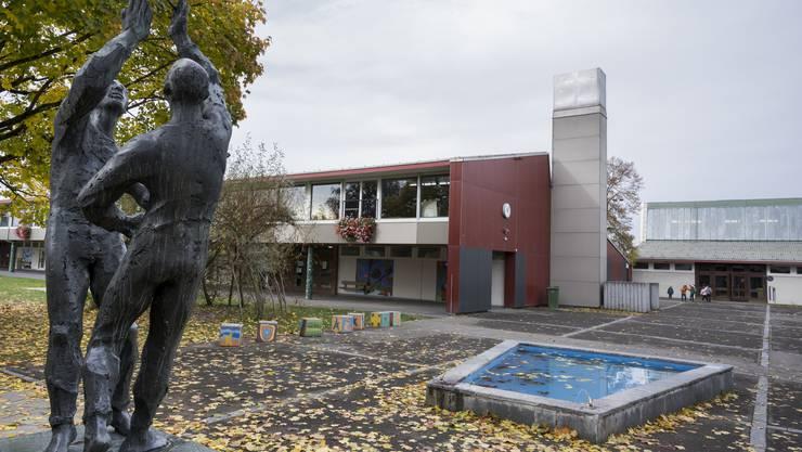 Schule Dohlenzelg, Windisch, 31. Oktober 2018.