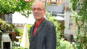 Zeigt viel Profil: Querdenker Roland Stark.