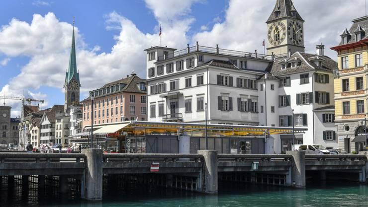 Die Stadt Zürich zahlt mehr ein als dieses Jahr, erhält unter dem Strich aber 17 Millionen aus dem Finanzausgleich. (Archivbild)
