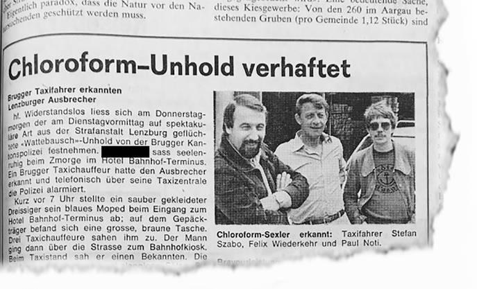 «Aargauer/Badener Tagblatt», 20.6.80