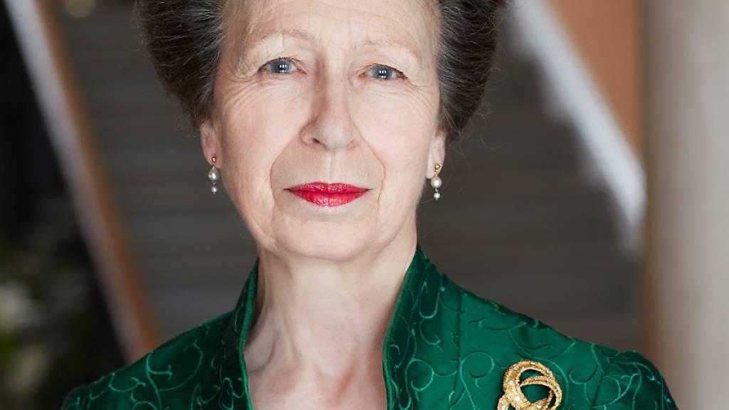 Queen-Tochter Prinzessin Anne feiert 70. Geburtstag