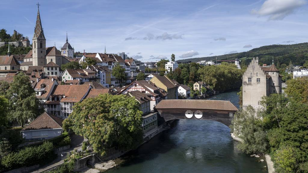 Baden erhält den Wakkerpreis 2020