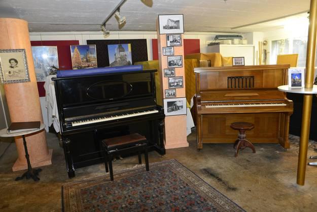 Klavierveteranen der Marke Wohlfahrt