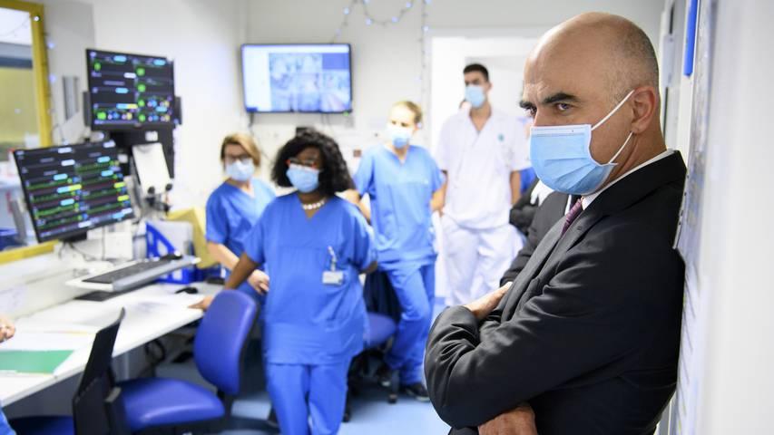 Coronavirus: Die neusten Meldungen zur Situation in der Schweiz