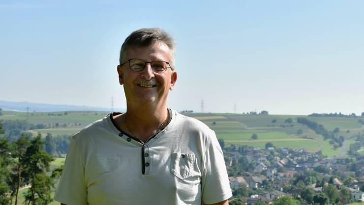 Tritt in Wegenstetten zurück: Gemeindeammann Willy Schmid.