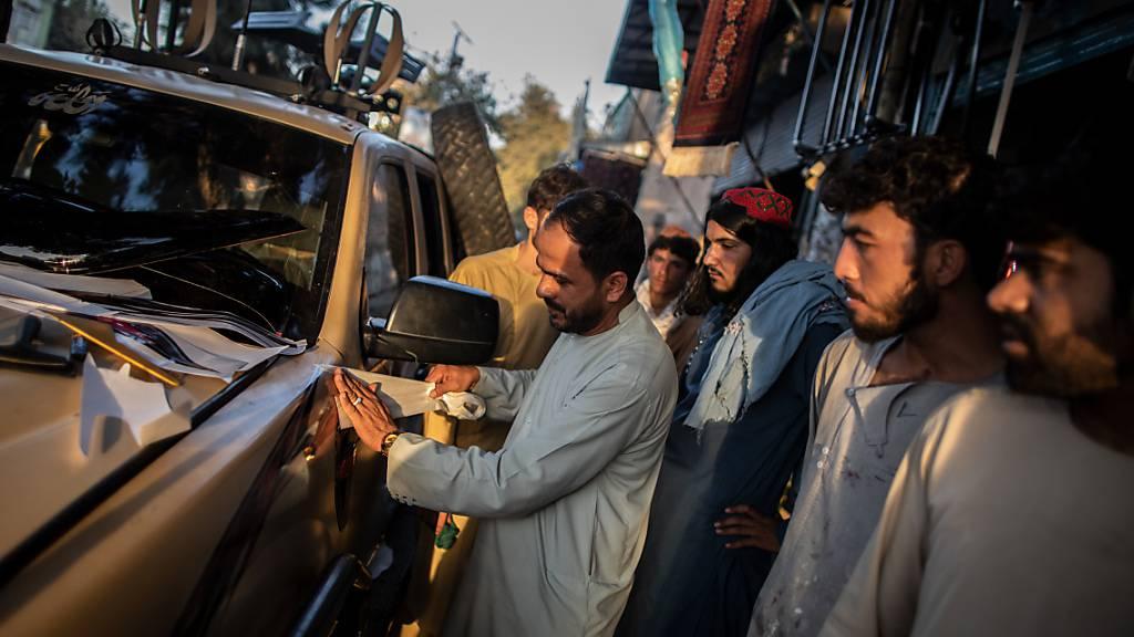 Pakistans Premier warnt vor möglichem Bürgerkrieg in Afghanistan