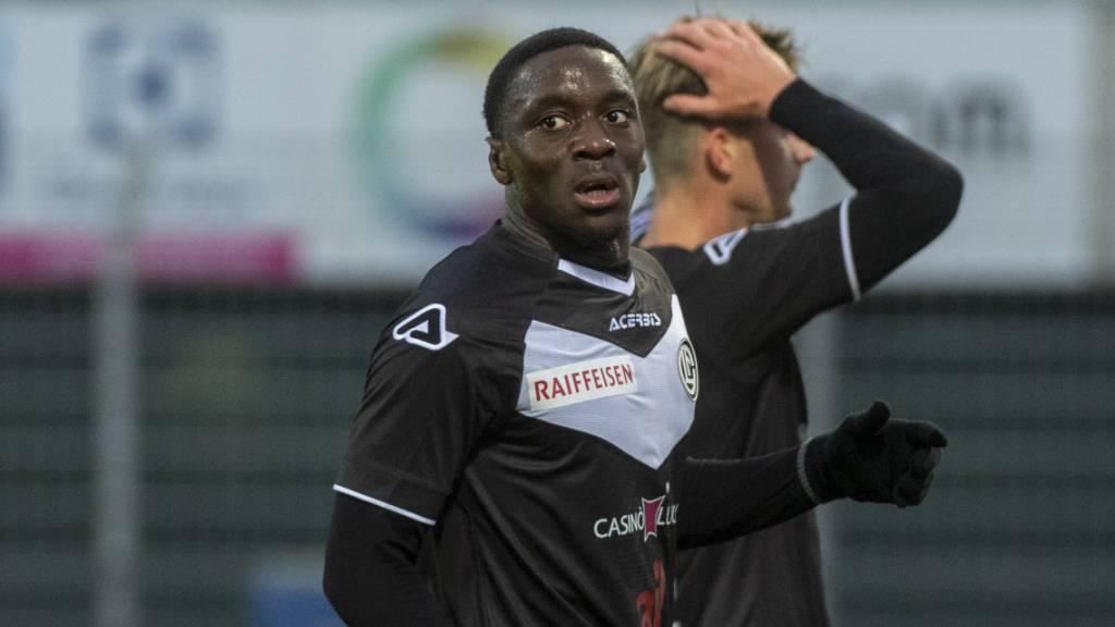Juventus verpflichtet Lungoyi und parkiert ihn in Lugano