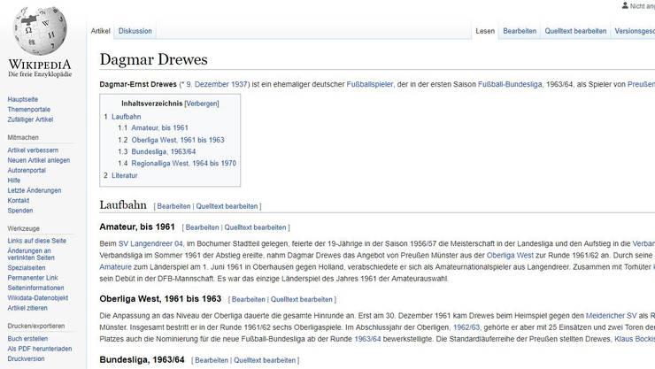 Dagmar Heuberger: «Äusserst selten gibt es Männer, die Dagmar heissen. Wikipedia erwähnt einen einzigen.»
