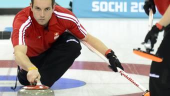 Schweizer Curler verlieren zum Auftakt gegen Schweden