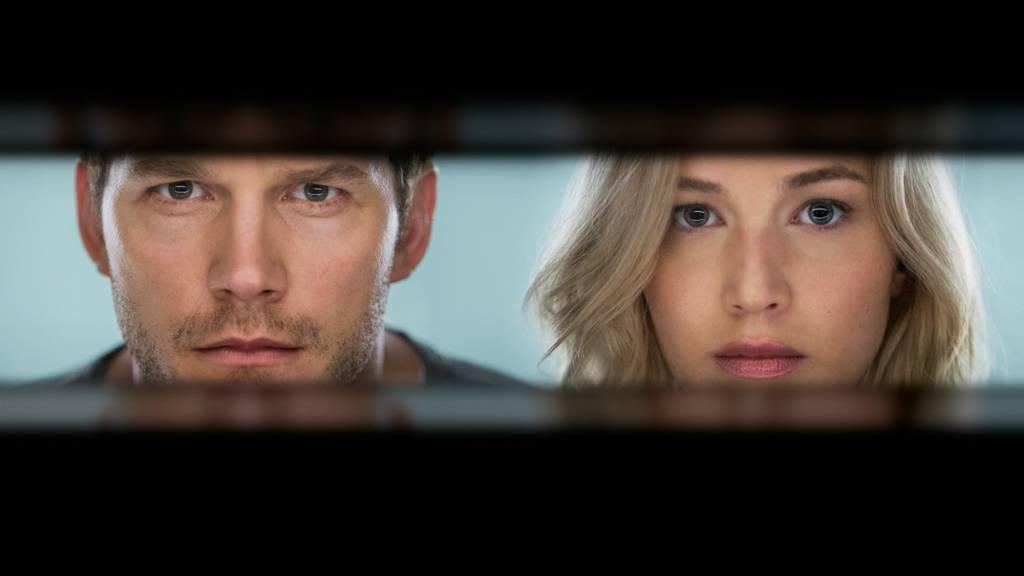 Kinotipp: Passengers mit Jennifer Lawrence
