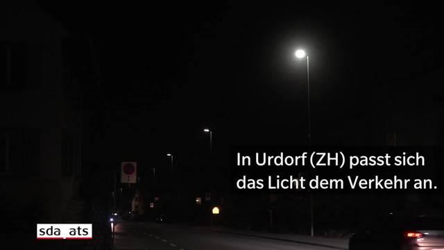 Watt d'Or 2018 für verkehrsbeobachtendes Strassenlicht