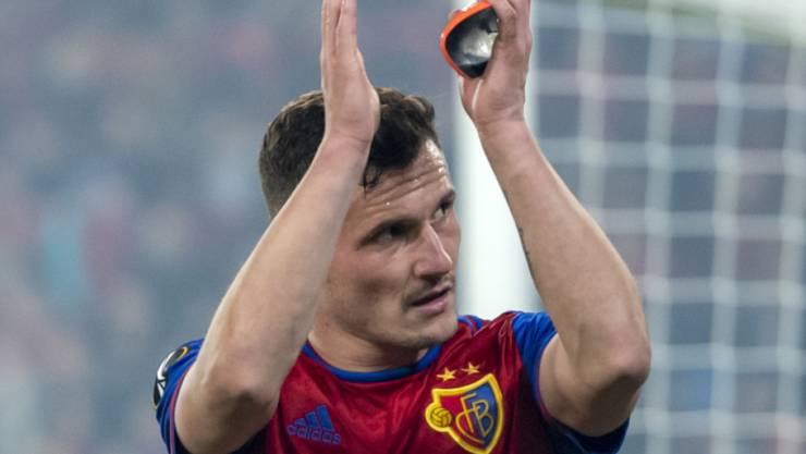 Taulant Xhaka will mit dem FC Basel wieder Meister werden.