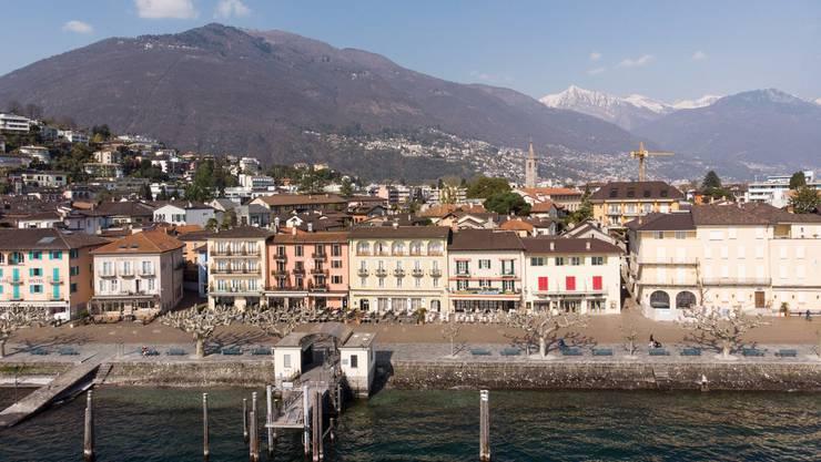 In Ascona sind Immobilien besonders begehrt.