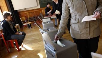In Kriegstetten kämpfen 6 Parteien um 5 Sitze. (Symbolbild)