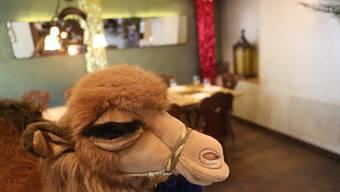 Das Restaurant Ana Capri stand unter dem Motto «Tausendundeine Nacht»