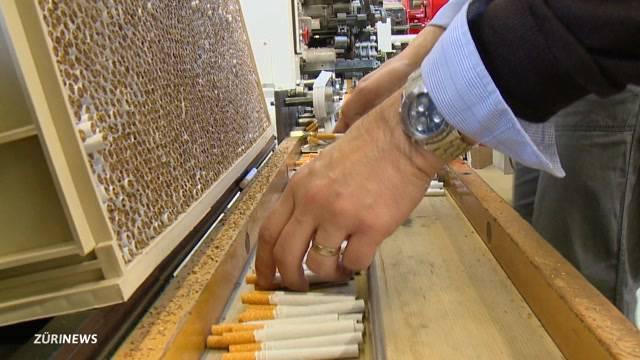 Zigaretten made in Switzerland