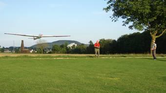 Ihren alten Standort im Gebiet Grossgrüt musste die Modellfluggruppe verlassen. Jetzt steuert sie einen neuen Standort an.