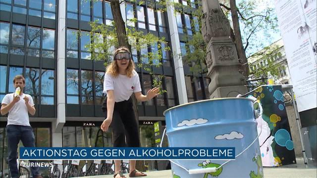 Aktionstag Alkoholmissbrauch: Jeder 5 Schweizer trinkt bis in den Rausch