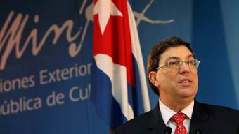 Kubas Aussenminister Rodriguez äussert sich zum EU-Vorschlag