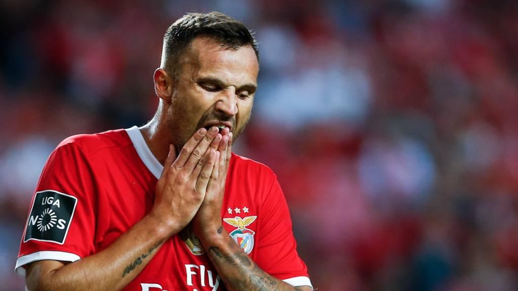 Kämpft bei Benfica Lissabon derzeit um einen Stammplatz: Haris Seferovic