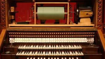 Das Museum für Musikautomaten in Seewen SO besitzt eine der wenigen Britannic-Orgeln, die noch spielbar sind