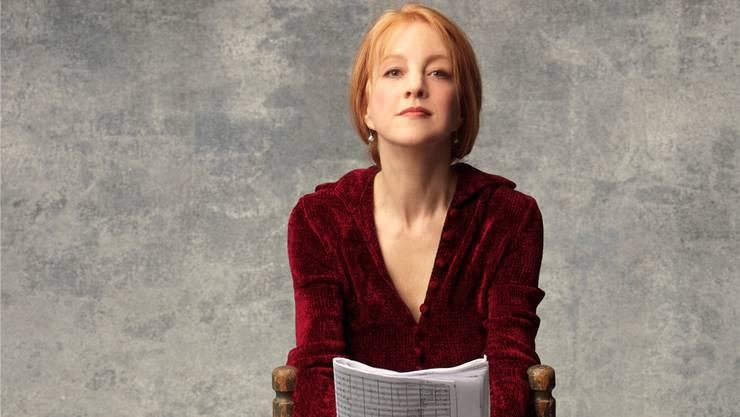 Maria Schneider, Jazzmusikerin.