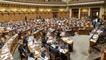 Die Solothurner National- und Ständeräte beziehen Stellung zu drei ausgewählten Geschäften.