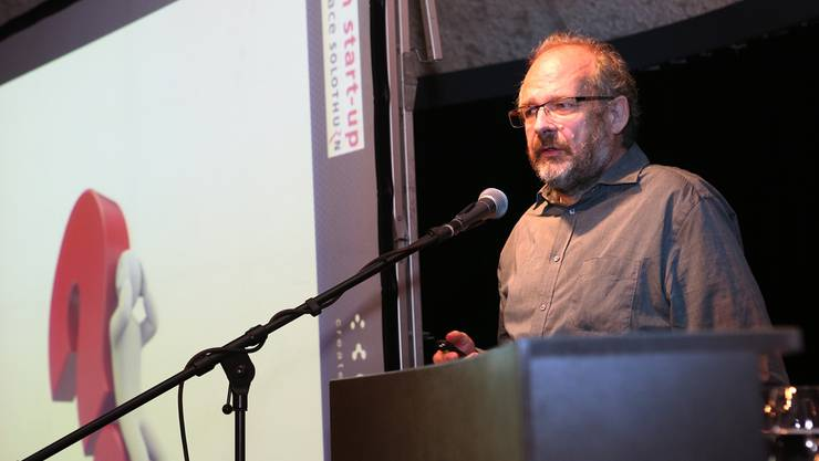 Elmar Mock, Mitentwickler der «Swatch», öffnete seine Truhe an Erfahrungen.