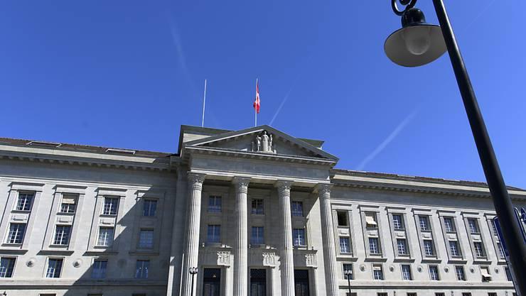 Das Bundesgericht hat einen Berner wegen Vergehens gegen das Waffengesetz verurteilt. (Archivfoto)