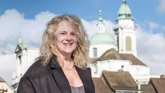 Barbara Schäfer will jungen Schlagertalenten in Solothurn eine Plattform geben.
